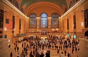 Grand Central Station by LunaticDesire