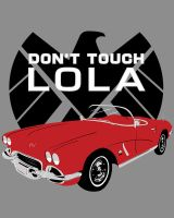 Rule number one : Don't Touch Lola by CuberToy