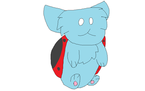 Different Style Catbug by LydiaPrower8