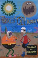There is oil afoot by phenix51