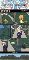 Nuzlocke: X Run: Rude Welcoming by Miyu2200