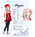 Pepper by Labeculas-Dollhouse