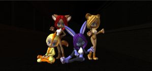 Five Different Nights by HectorNY
