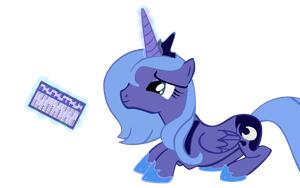 Luna and Abacus by Daniel120