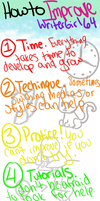 How to: Improve by WriterGirl64