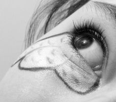 Eye of an angel by EricaOscura