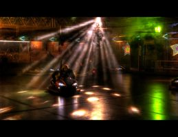 bumper car by mtribal