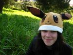 Eevee Cosplay Hat by ChoCoBa