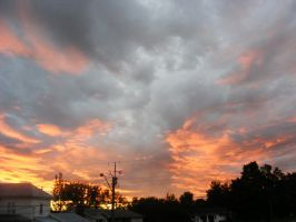 aug 5th sunset 4 by BlueIvyViolet
