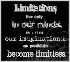 ...become limitless by bass-invador