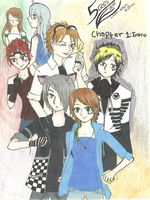 5 Gods : Chapter One by candy-spazz-tabby