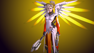 Overwatch (7b - Mercy) by AdeptusInfinitus