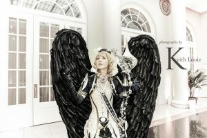 Aion - Marvel by elliria