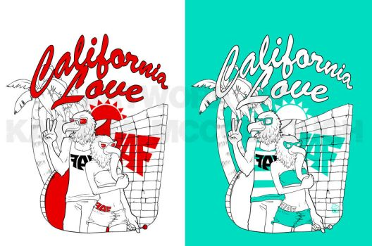 FAF T-shirt Designs by turp