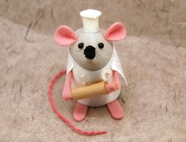 Chef Mouse by The-House-of-Mouse