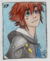 Smile, Sora by AshmielTana