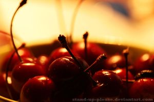 Cherries by stand-up-please
