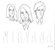 Nirvana design circa 1999 by ZombieErnie