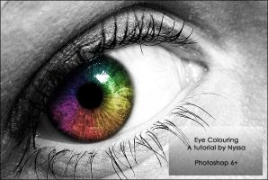Eye Colouring by NyssaCreative