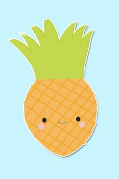 Pineapple by pullmeoutalive