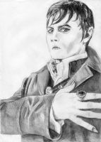 Barnabas Collins by Sophillia