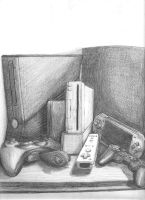 My Consoles by Vanish-Mantle