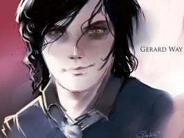 GERARD WAY by BlauStich