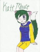 katt mouse by AkatsukiLovesevery1