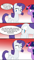 It's what my cutie mark is telling me by The-Goza