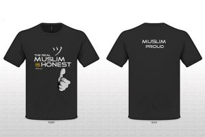 Honest T-Shirt by islamicdesignz