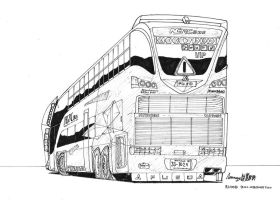 Fuso Theque by ngarage