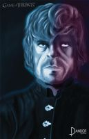 The Dwarf - Tyrion Lannister by The-Dander