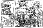 GRP: Comic Preview 1 by TotecTripled