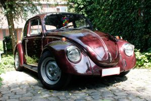 My VW Beetle by JensTrio