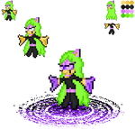 Skull The Vamphog Sprite by red-flashTH18