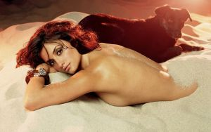 penelope cruz by floppe