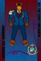 Ambassador Gordon (ALF) Shumway by EyesOfThePhasm