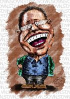 Caricature1 by WiN-SoY