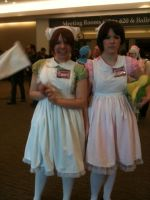 SakuraCon 2012: Chibi Romano and Chibitalia by Fainting-Ostrich