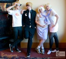 The Strider-Lalonde Family by MisterFearless