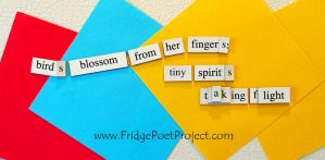 The Daily Magnet #272 by FridgePoetProject