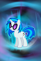 DJ Pon-3 Ipod Wallpaper by Willisabrony