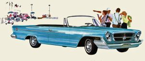 After the age of chrome and fins: 1962 Chrysler by Peterhoff3