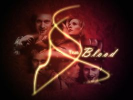 True Blood - Eric and Sookie by EllethLuthien