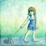 Walking the Fish by GraceGoesGalactic
