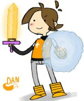 Adventure Dan by DanThelVlan