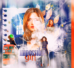 The impossible girl. by strongerdiamonds