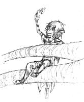 Nhat the Gelfling by Faullyn