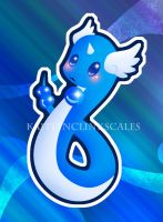 Dragonair by Clinkorz
