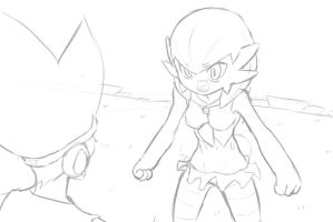 Gardevoir is Angry - Scene Process by MasterPloxy